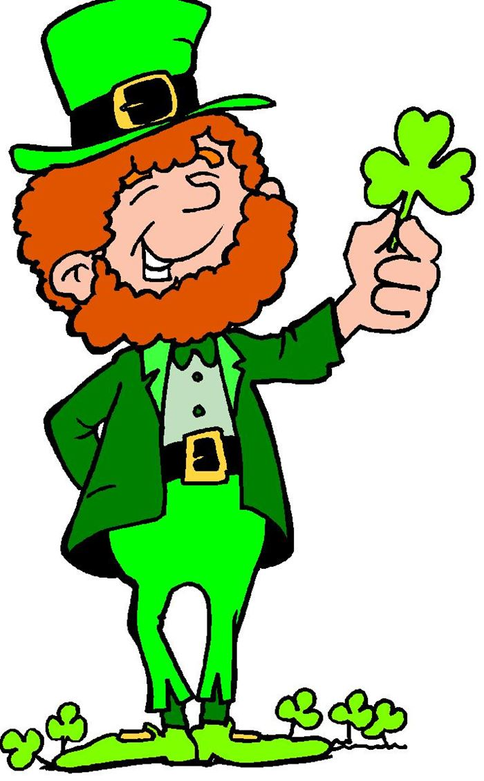 Funny St. Patrick's Day Clip Art Pictures
