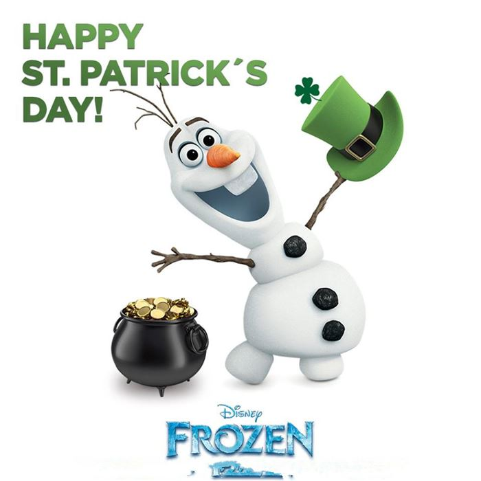 Best Disney St. Patrick's Day Clip Art Free