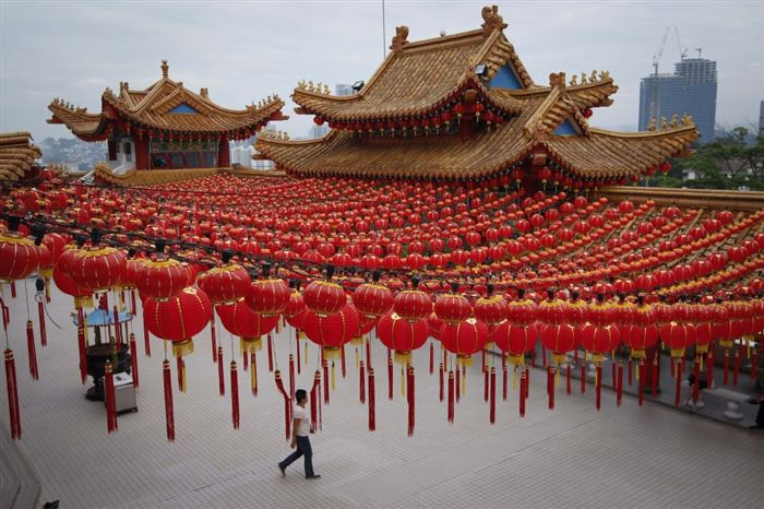 Best Pictures Of Chinese New Year Decorations