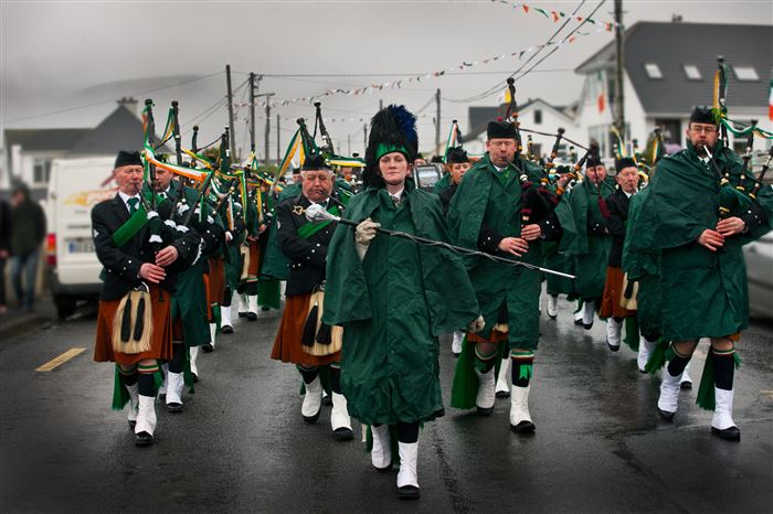 Best Pictures Of St. Patrick's Day In Ireland