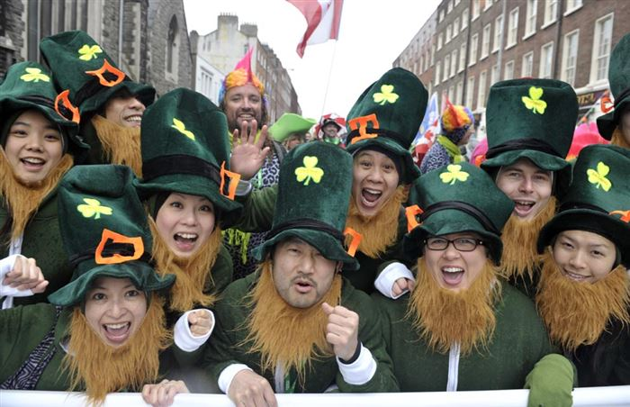 Beautiful Pictures Of St. Patrick's Day In Ireland
