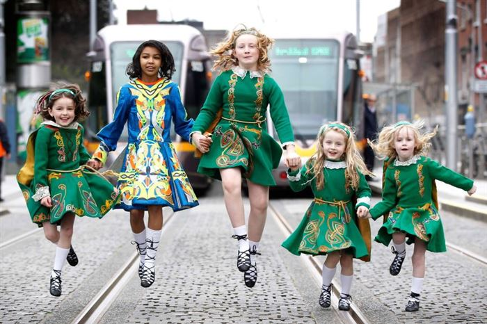 Unique Pictures Of St. Patrick's Day In Ireland