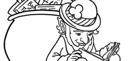 Best Printable St. Patrick's Day Coloring Sheets