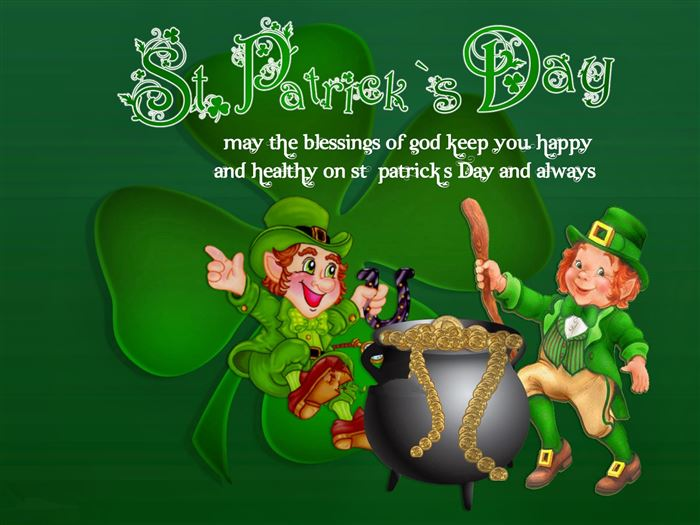 Beautiful St. Patrick's Day Images For Facebook Share
