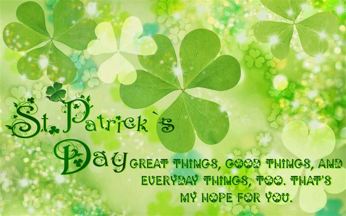Best St. Patrick's Day Pictures For Facebook Timeline Covers