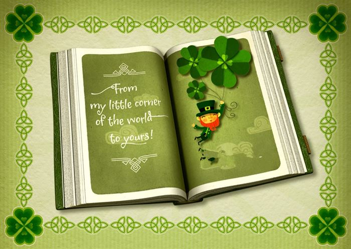 Beautiful St. Patrick's Day Pictures For Timeline Post
