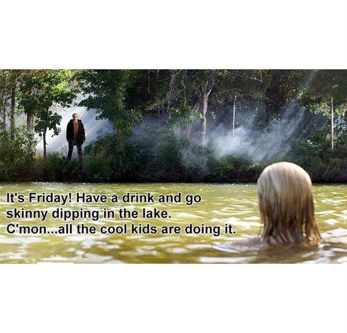 Famous Friday The 13th Pictures And Sayings