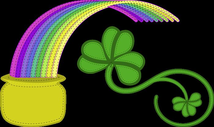 Unique Happy St. Patrick's Day Clip Art