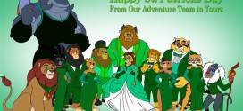 Free Disney St. Patrick's Day Images
