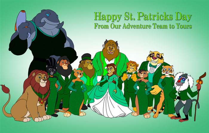 Meaningful Disney St. Patrick's Day Images