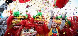 Great Images Of Chinese New Year Celebrations