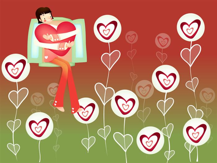 Sweet Happy Valentine's Day Pictures Of Cartoon