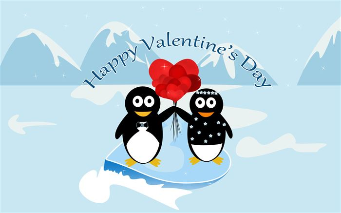 Cute Happy Valentine's Day Pictures Of Cartoon