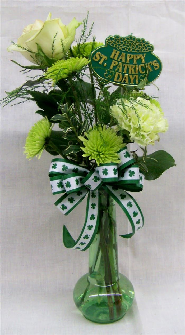 Top Beautiful St. Patrick's Day Flowers Pictures