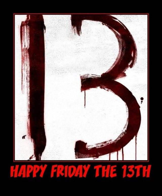 Top Best Friday The 13th Pictures For Facebook