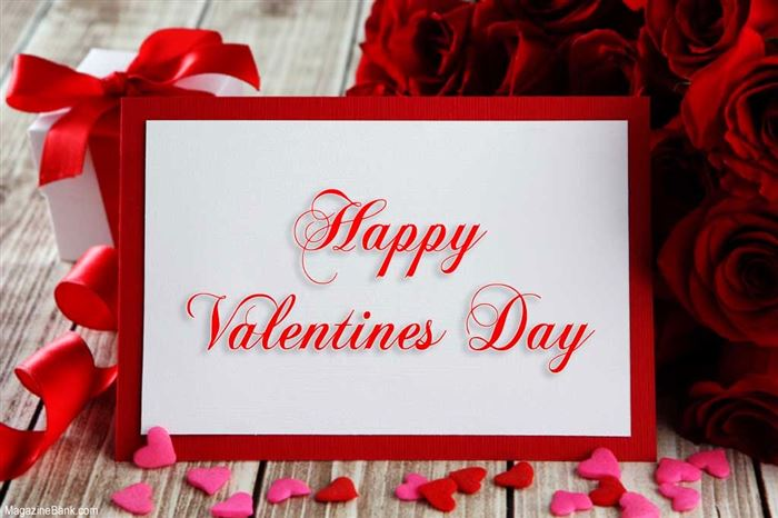 Top Happy Valentine's Day Greeting Cards Photo