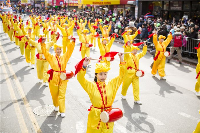 Top Pictures Of Chinese New Year Parade
