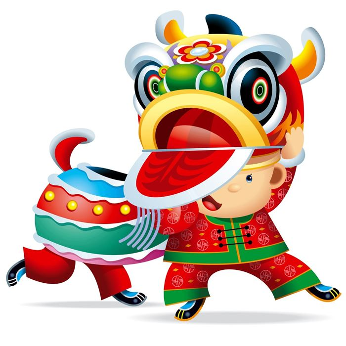 Unique Chinese New Year Clipart Pictures