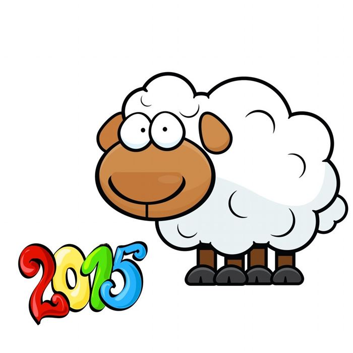 Free Chinese New Year Goat Cartoon Pictures