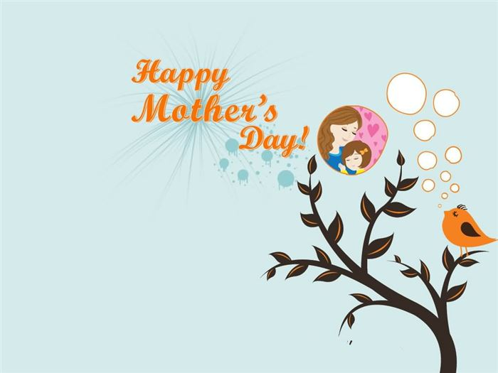 Animated Happy Mother's Day Clip Art