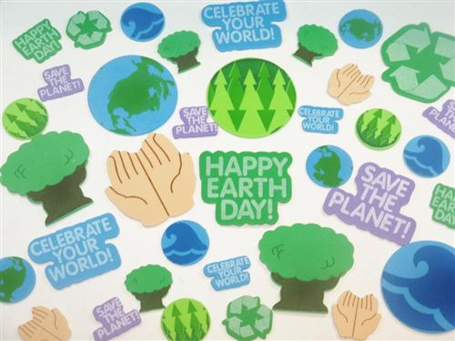Easy Handmade Posters On Happy Earth Day