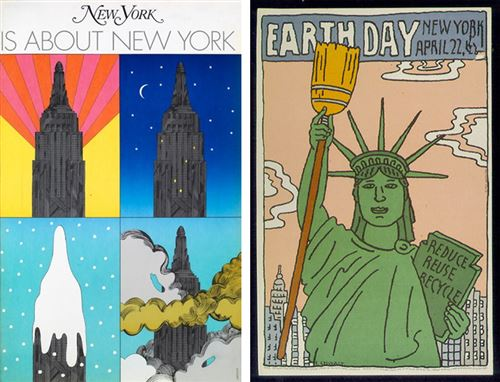Unique Handmade Posters On Happy Earth Day