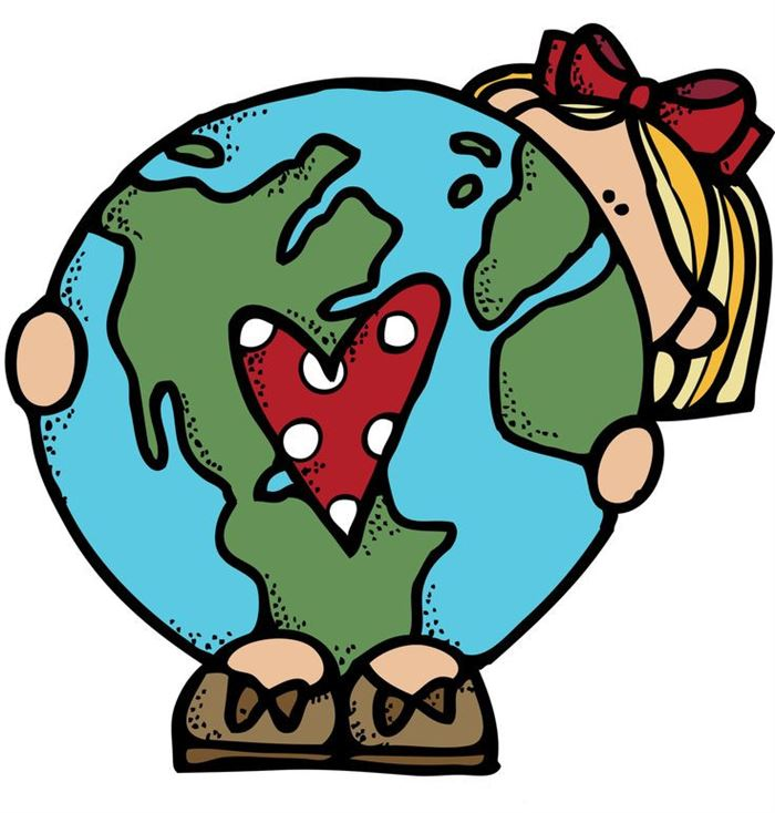 Meaningful Happy Earth Day Clip Art