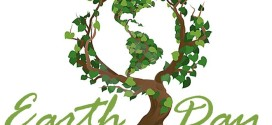 Beautiful Happy Earth Day Clip Art