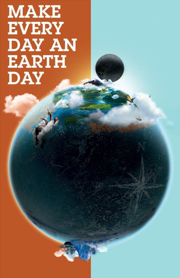Beautiful Earth Day Poster Ideas Pictures