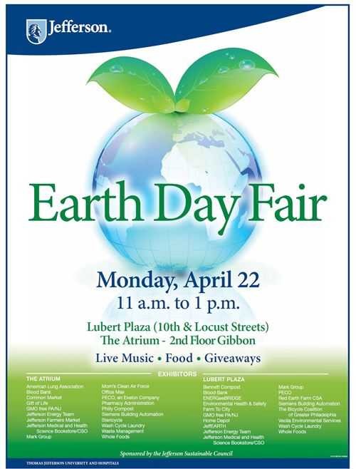 Unique Examples Of Happy Earth Day Posters