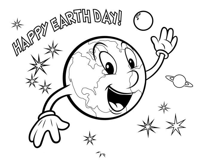 Free Funny Earth Day Clip Art Images