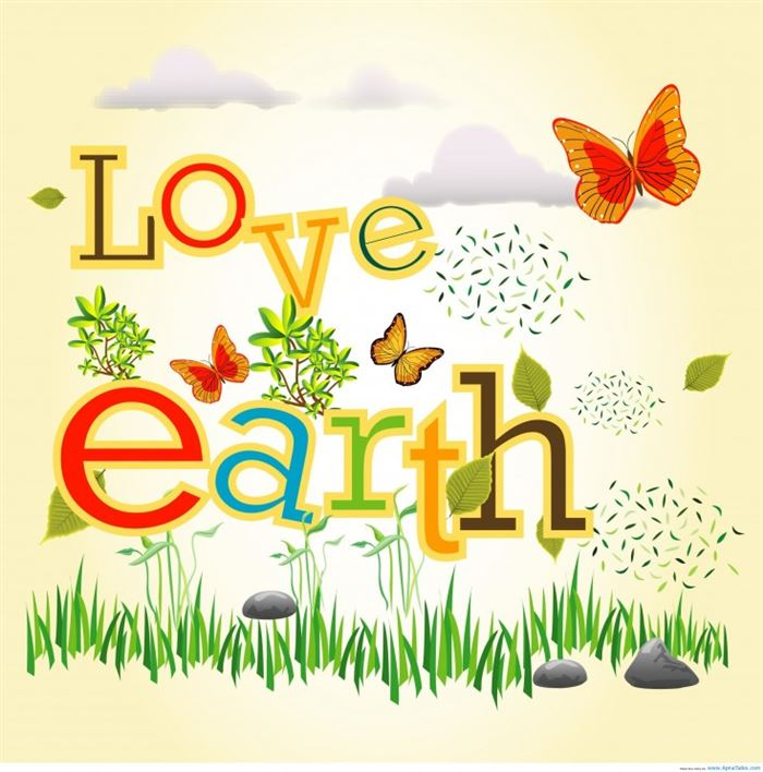 Beautiful Happy Earth Day Clip Art Pictures