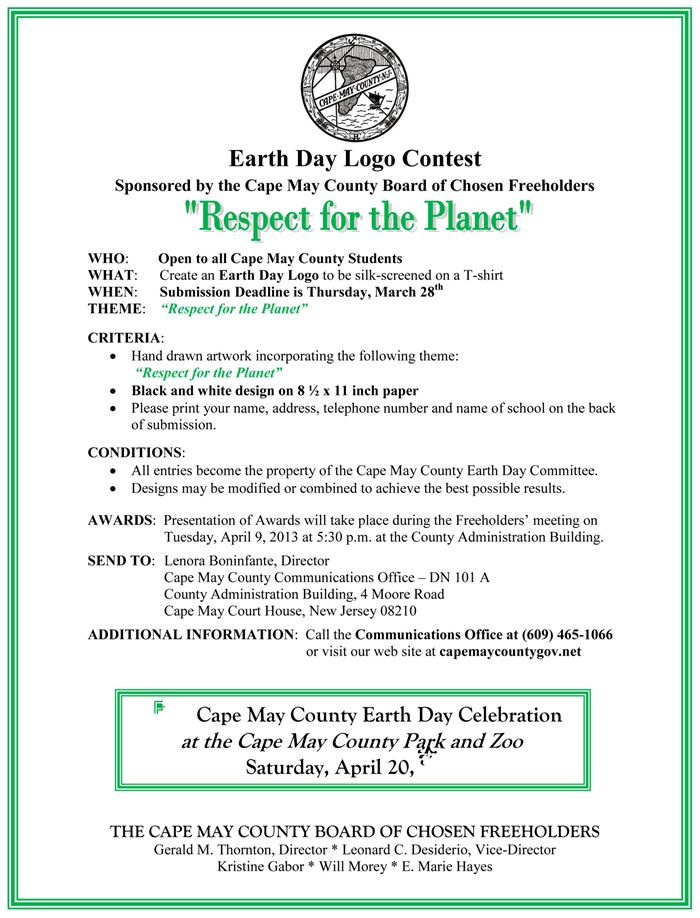 Best Happy Earth Day Poster Contest Ideas