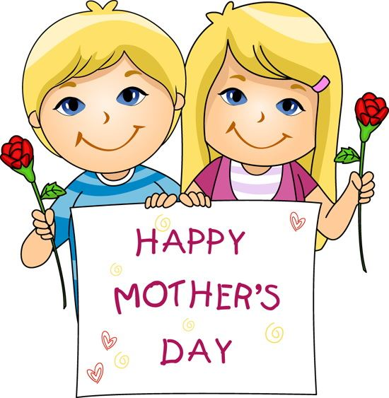 Meaningful Happy Mother's Day Clip Art For Kids