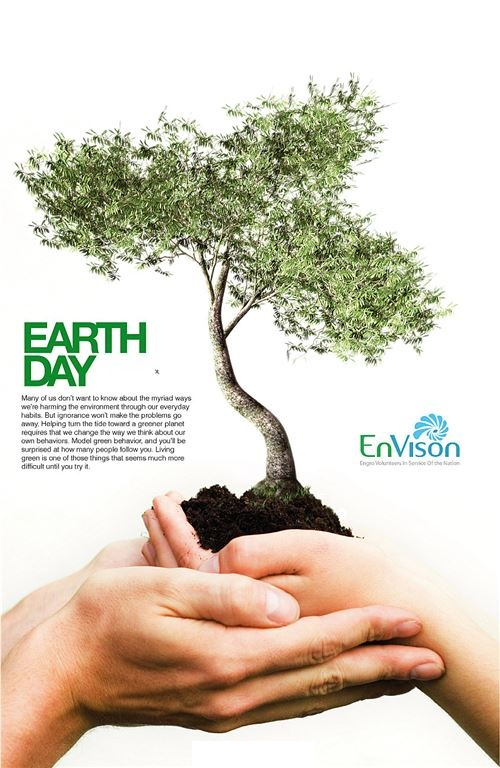 Beautiful Images Of Happy Earth Day Posters