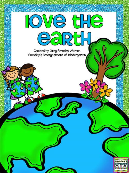Beautiful Kindergarten Happy Earth Day Poster Ideas