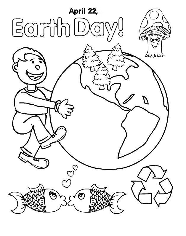 Best Free Printable Pictures For Earth Day