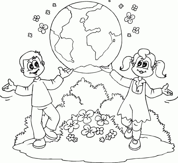 Green Day Band Coloring Pages Free Earth Day Coloring Pages