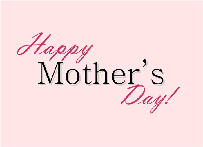Free Happy Mother's Day Images Clip Art