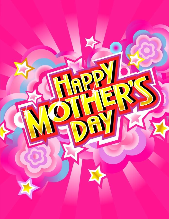 Meaningful Happy Mother's Day Images Clip Art