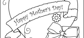 Free Happy Mother's Day Pictures To Print And Color