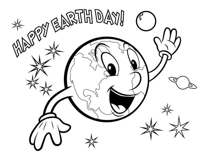 Beautiful Printable Happy Earth Day Pictures