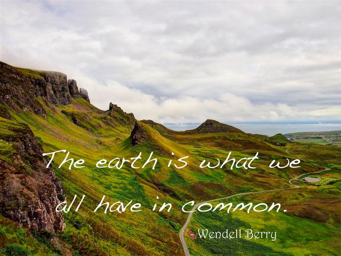 Inspirational Happy Earth Day Images With Quotes