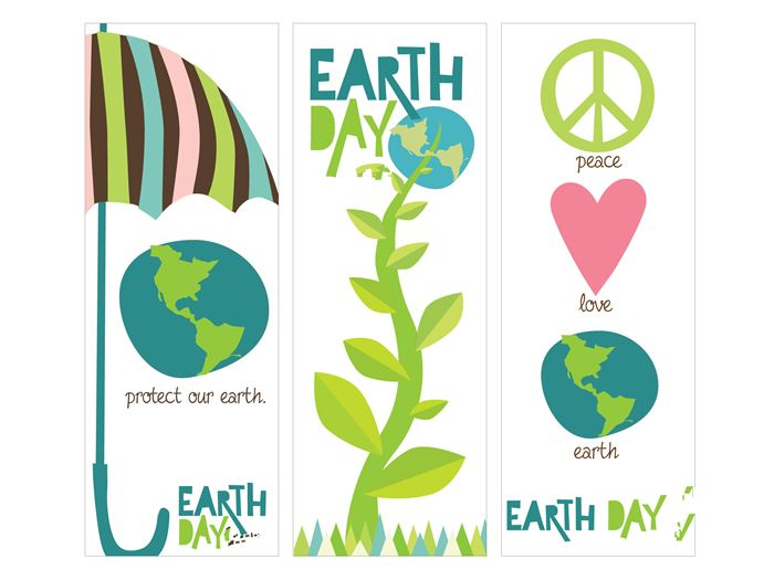 Meaningful Pictures Happy Earth Day Posters