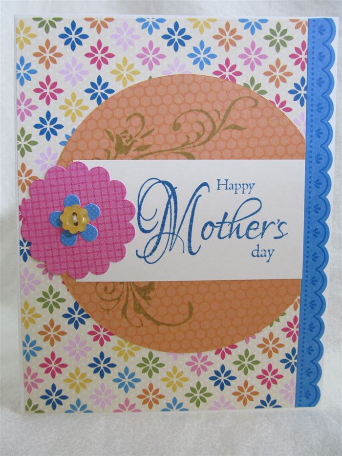 Best Pictures Of Homemade Mother's Day Cards