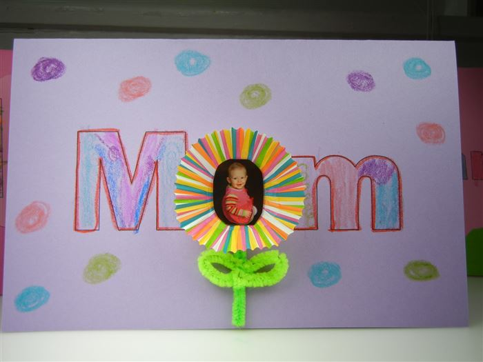 Free Pictures Of Homemade Mother's Day Cards