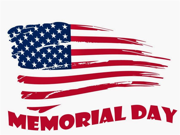 Meaningful Memorial Day Banner Clip Art