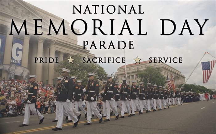 Newest Washington Dc Memorial Day Parade Photos