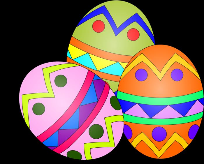 Best Easter Eggs Pictures Clip Art