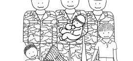Best Memorial Day Coloring Pictures For Kids